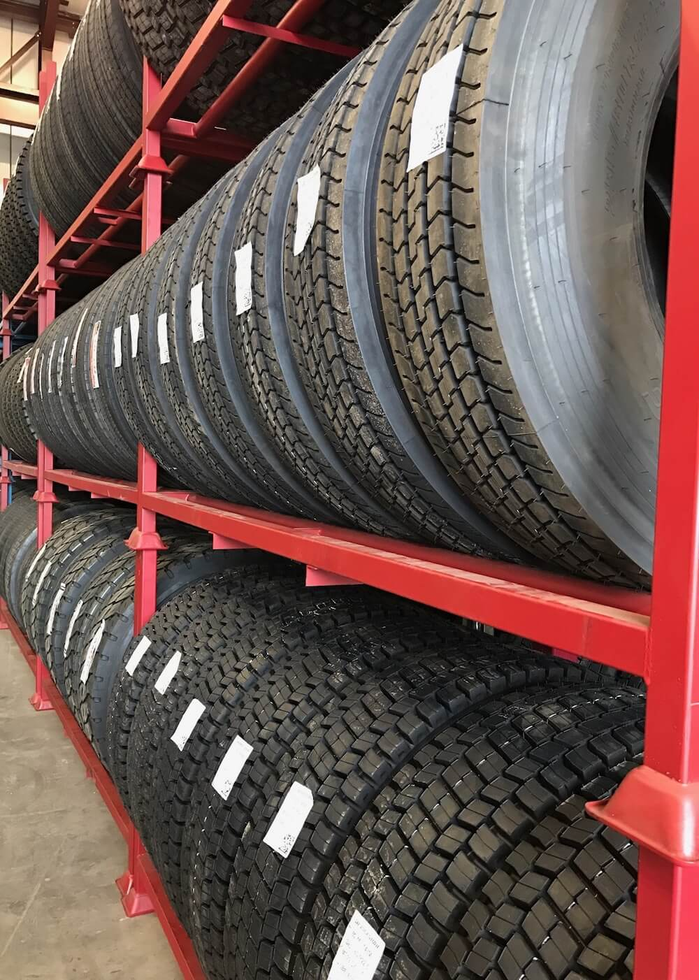 Commercial Tyres available at Tyretracks