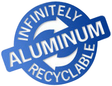 Infinitely Recyclable Aluminium