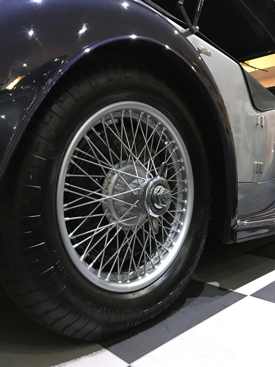 Specialist Vintage and  Classic Car Tyres supplied by Tyretracks