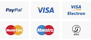 payment methods large icons